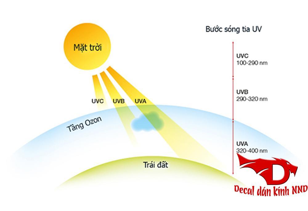 Phim UV400 là những phim có khả năng chặn được tất cả tia sáng có bước sóng lên đến 400 nanomet